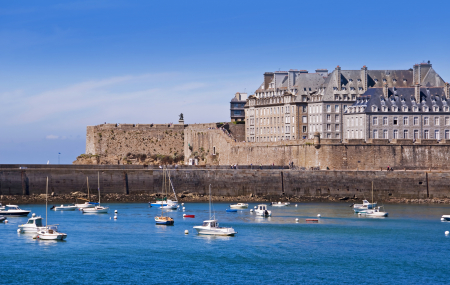 St-Malo : week-end 2j/1n en hôtel 4* vue mer + dîner gastronomique + petit-déjeuner & spa