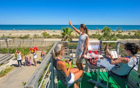 Campings avec accès direct à la plage : 8j/7n en mobilhome, jusqu'à - 60%