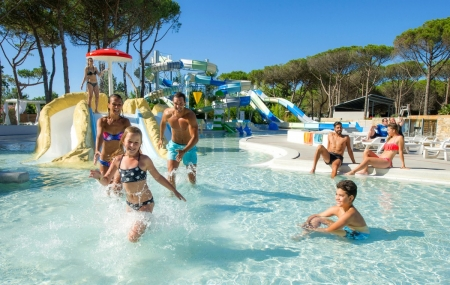 Campings en bord de mer : 8j/7n en mobil-home avec piscine, jusqu'à - 65%