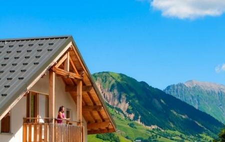 Montagne été : 8j/7n en résidence à partir de 98 € + code promo exclusif, - 51%