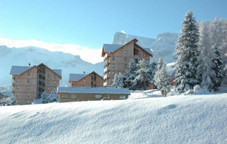 Ski ventes flash location 8j 7n en r sidence 3 for Residence piscine couverte