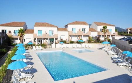 Corse, été indien : enchères, location 8j/7n en résidence avec piscine,