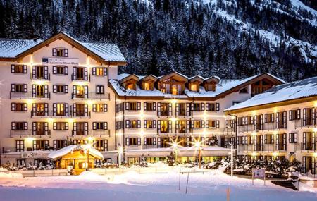 Haute-Savoie : week-end 2j/1n en résidence 4* + petit-déjeuner & dîner + accès spa