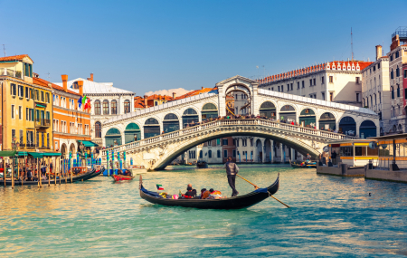Venise : vente flash, week-end 3j/2n en hôtel 4* + petits-déjeuners + vols , - 80%