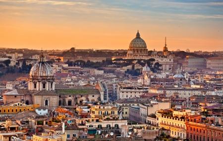 Rome : week-end 2j/1n en hôtel 4* + petit-déjeuner, - 36%