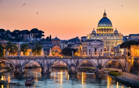 Week-ends : ventes flash Rome, Vienne & Madrid, 3j/2n, hôtels 4* + petits-déjeuners, + vols, -77%