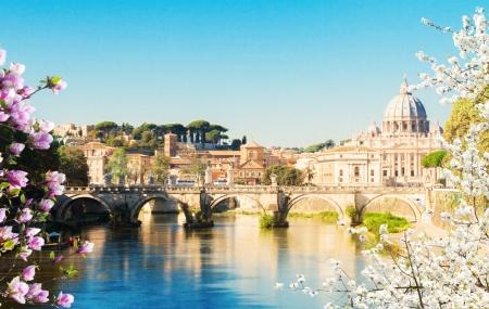 Rome : vente flash, week-end 3j/2n en hôtel 4* + petits-déjeuners, - 78%