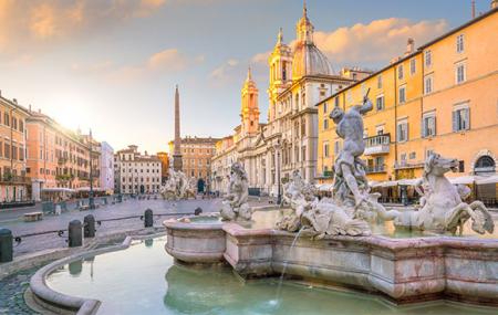 Rome : vente flash, week-end 4j/3n en hôtel 4* + petits-déjeuners + vols