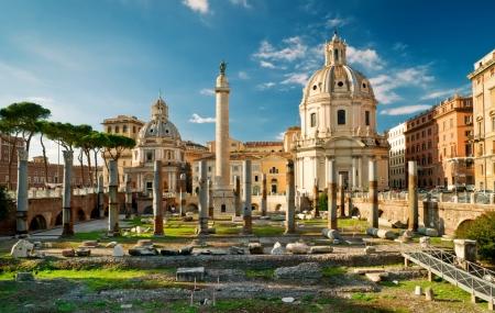 Rome : enchère, 3j/2n en hôtel 3* + vols, dispos St Valentin