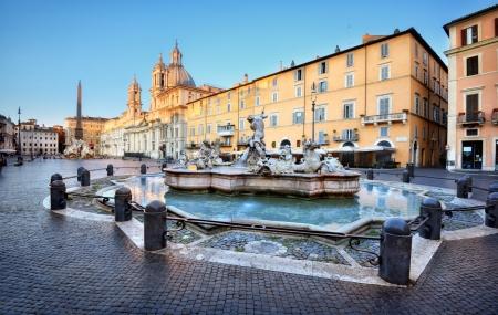 Rome : vente flash week-end 3j/2n en hôtel 4* + petits-déjeuners + vols, - 80%