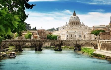 Rome : enchère, week-end 3j/2n en hôtel 3* + vols, pour 2 personnes