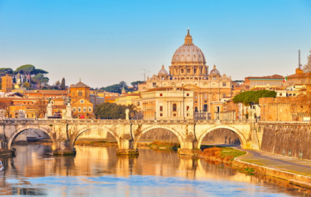 Rome : week-end 3j/2n ou plus en hôtel 4*, petits-déjeuners + vols, - 80%