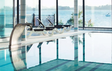 Bretagne, Roscoff : vente flash, 2j/1n en hôtel 4* + petit-déjeuner & spa marin, - 45%