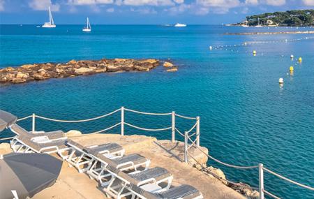 Côte d'Azur : week-ends détente en hôtels 4 & 5* + petit-déjeuner, - 50%