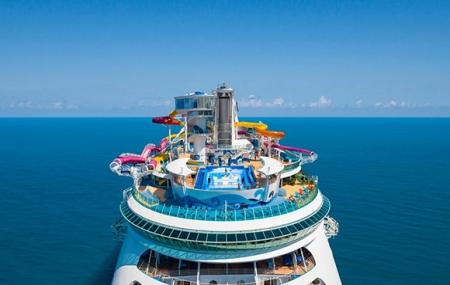 Royal Caribbean : croisières 5 à 10 jours en pension complète, Caraïbes, Emirats, Asie...