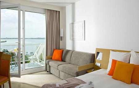 Côte Atlantique : vente flash week-end 2j/1n en hôtel 4* + accès spa, - 57%
