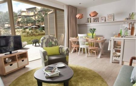 Villages Nature® Paris : dernière minute, 3j/2n apparts ou cottages, proche Disneyland®