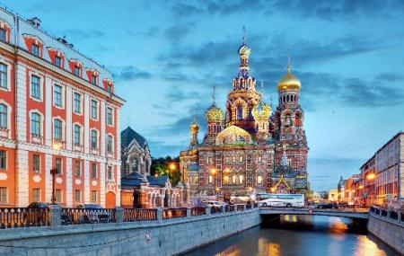 Saint-Pétersbourg : vente flash, séjour 8j/7n en hôtel + vols Air France