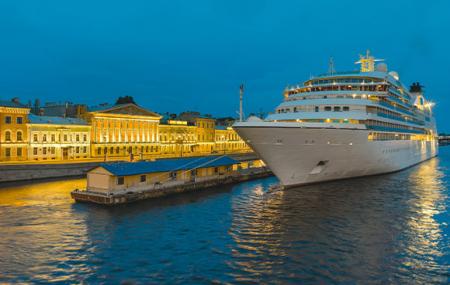 Baltique & St Pétersbourg : croisière 8 jours en pension complète + vols A/R