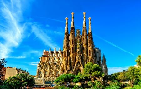 Barcelone : enchère, 3j/2n en hôtel 3* + vols A/R, offre pour 2 personnes