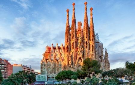 Barcelone : vente flash week-end 3j/2n en hôtel 5* + petits-déjeuners & vols, - 80%