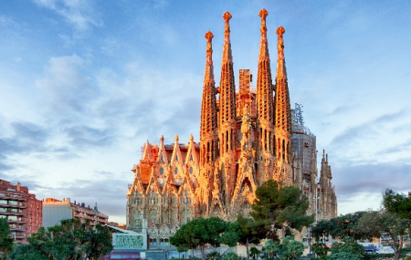 Barcelone : vente flash, week-end 3j/2n en hôtel 4* + petits-déjeuners, - 75%