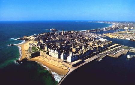 Saint-Malo : week-end 2j/1n à 3j/2n en hôtel 3*, petit-déjeuner inclus