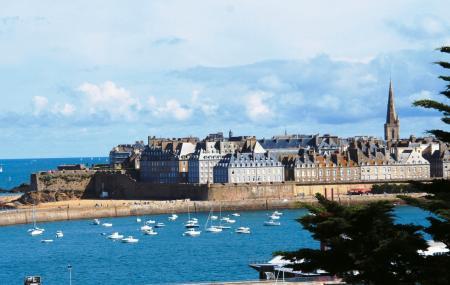 Saint-Malo : week-end 2j/1n ou plus en hôtel 4* front de mer + accès spa
