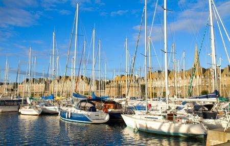 Saint-Malo : week-end 2j/1n en hôtel 4* + petit-déjeuner & dîner gastronomique