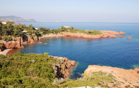 Côte d'Azur, Saint-Raphaël : week-end 2j/1n en hôtel 4*, chambre privilège vue mer, -  36%