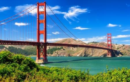 Californie : autotour 9j/7n en hôtels + repas + vols et location de voiture