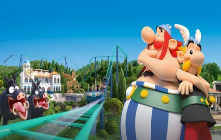 Parc Astérix : offres spéciales, Billet Malin, Billet Tribu & Billet Halloween