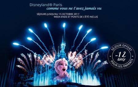 Disneyland® Paris : vente flash, séjours gratuits pour - de 12 ans + entrées aux 2 parcs