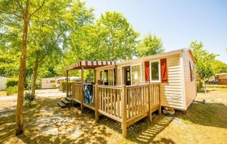 Landes, proche Biscarosse : 8j/7n en camping 3* sur les rives d'un lac pour la basse saison