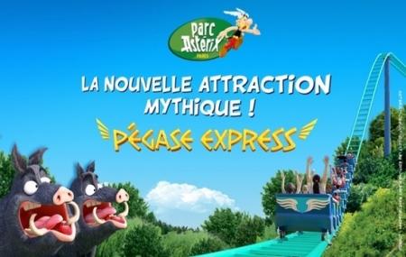 Parc Astérix : promo billetterie + accès à la nouvelle attraction