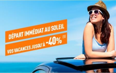 Départs immédiats : 8j/7n en campings en France, jusqu'à - 40%