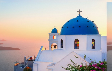 Athènes et Santorin : combiné 8j/7n en hôtels, vols inclus