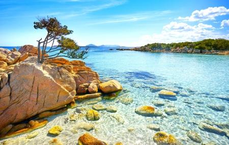 Sardaigne, île de Maddalena : vente flash, 4j/3n en hôtel 5* + petits-déjeuners + vols