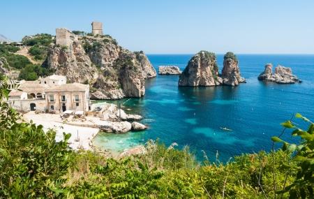 Sicile : autotour, 8j/7n en hôtels + petits-déjeuners + location de voiture & vols