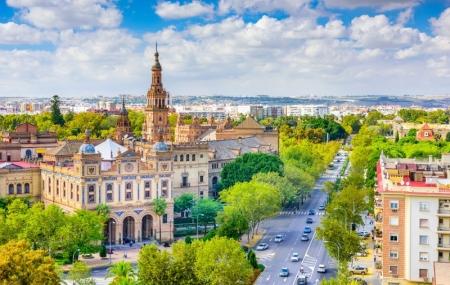 Andalousie : autotour 6j/5n en hôtels 4* + pension + location de voiture & vols, - 51%