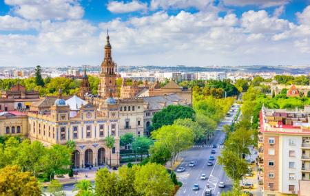 Andalousie : vente flash, autotour 8j/7n en hôtels 4* + petits-déjeuners + loc. de voiture & vols