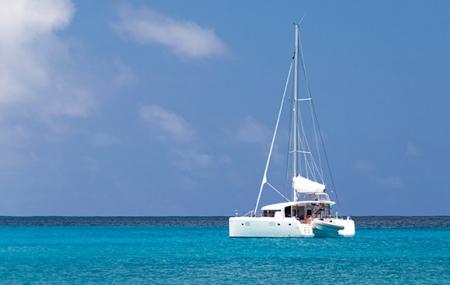 Grenadines : croisière catamaran 9j/7n en pension complète, vols inclus