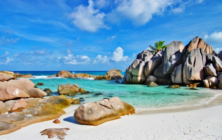 Seychelles : Combiné Mahé & Praslin, 9j/7n en hôtels 3* + petits-déjeuners & vols