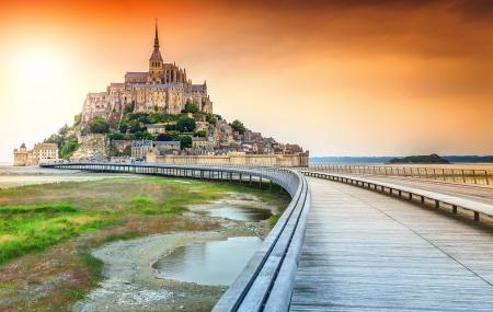 Proche Mont-Saint-Michel : vente flash, week-end 5j/4n en résidence 3*
