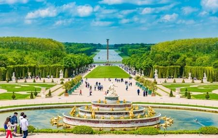 Week-end culture : visite du Château de Versailles + 2j/1n en hôtel 4* avec petit-déjeuner