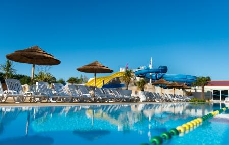 Charente-Maritime, camping 4* : 8j/7n en mobilhome + parc aquatique, proche plage, - 50%