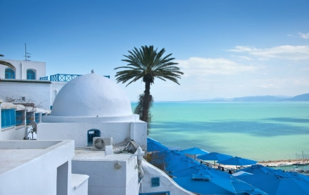 Tunisie : vente flash, week-end 4j/3n en hôtel 4* + demi-pension, - 64%
