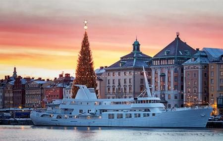 Circuit : Stockholm & Helsinki, combiné 5j/4n week-end & croisière, vols inclus