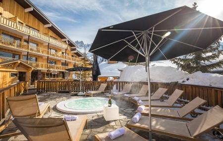 Méribel, ski : week-end 3j/2n en hôtel 3* au pied des pistes + petits-déjeuners