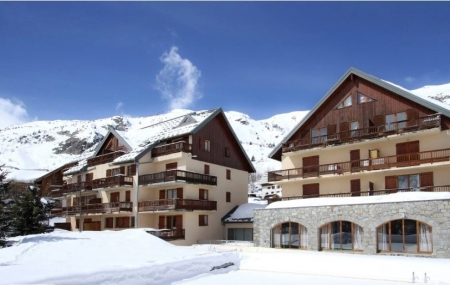 Ski prix mini : locations  8j/7n en résidences avec forfait, - 40%